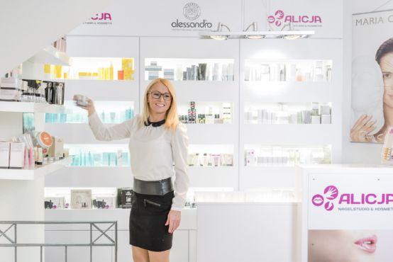 Kosmetik- und Nagelstudio Alicja in Wiesbaden
