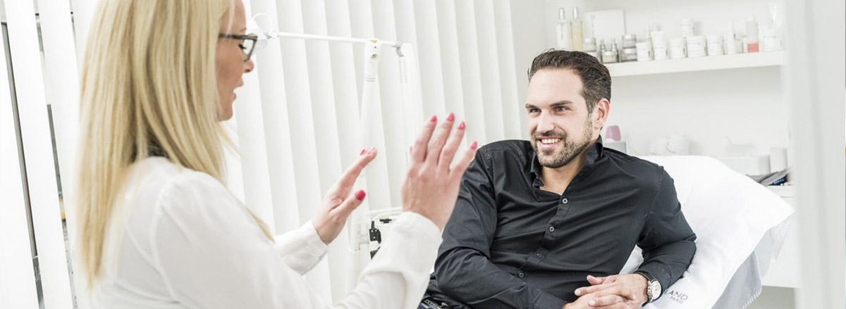 Kosmetische Haarentfernung in Wiesbaden