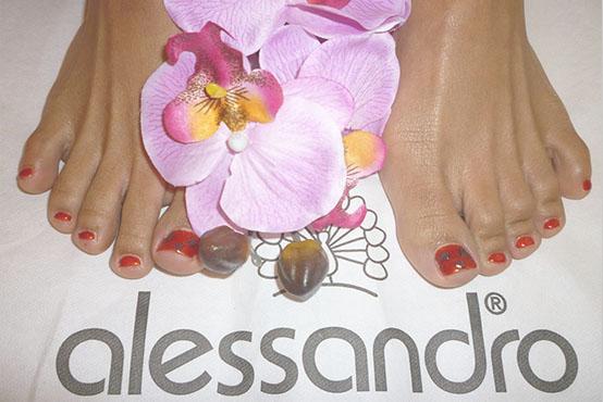 Pedküre und Fußnagelpflege - Kosmetikstudio in Wiesbaden
